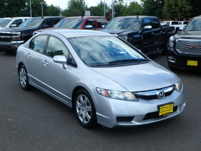 Pre Owned 2011 Honda Civic Sdn LX