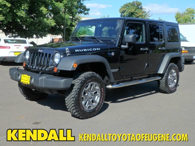 Pre Owned 2016 Jeep Wrangler Unlimited Rubicon