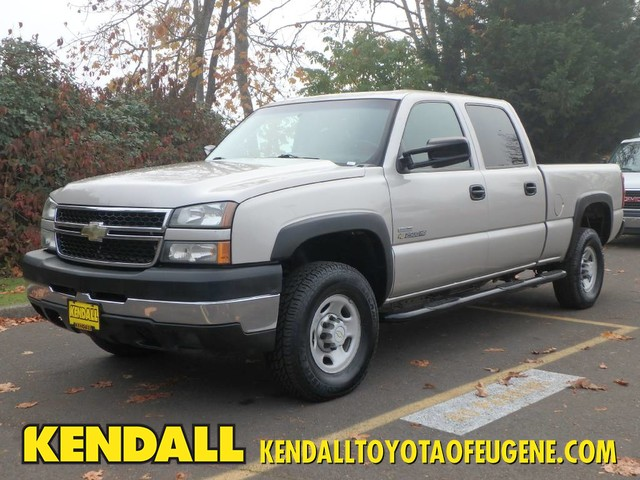 Pre Owned 2006 Chevrolet Silverado 2500hd Work Truck