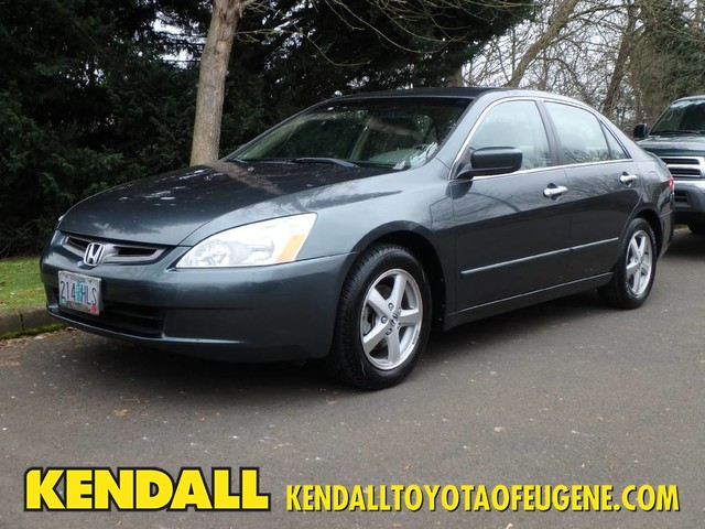 Pre Owned 2005 Honda Accord Sdn Ex L
