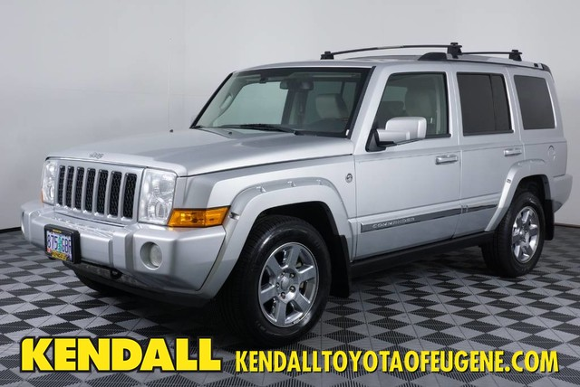 Pre-Owned 2008 Jeep Commander Overland