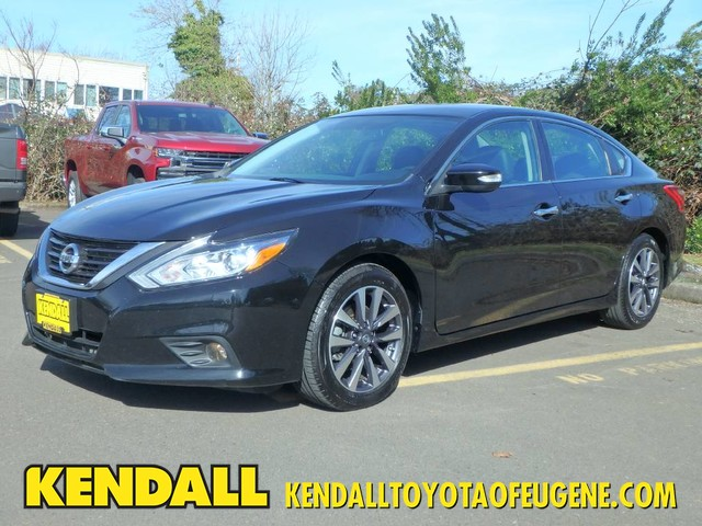 Pre Owned 2017 Nissan Altima 2 5 Sl