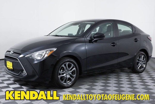 Certified Pre-Owned 2019 Toyota Yaris Sedan L