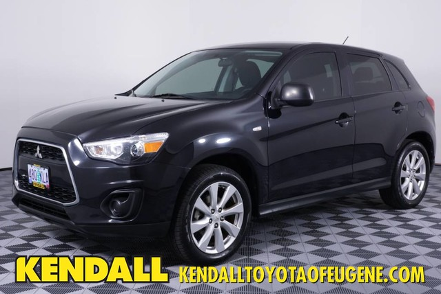 Pre-Owned 2014 Mitsubishi Outlander Sport ES Front Wheel Drive SUV