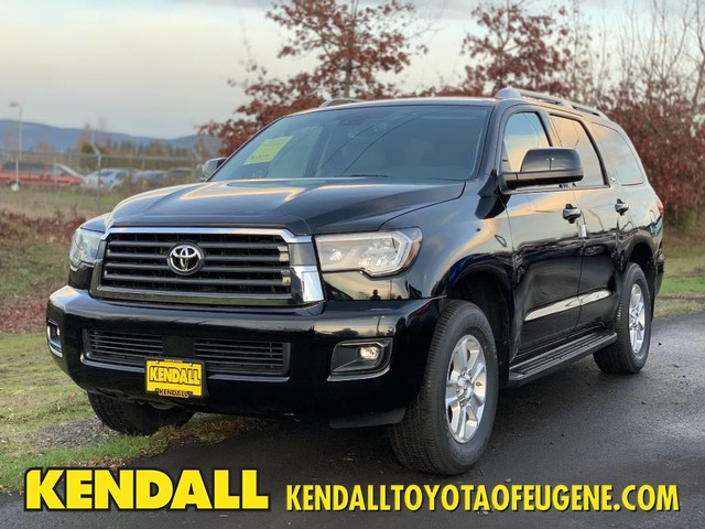 Four Wheel Drive Suv New 2019 Toyota Sequoia Sr5