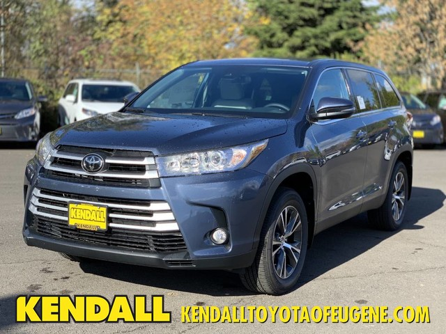 New 2019 Toyota Highlander For Sale Noblesville In 5tdjzrfh0ks918293