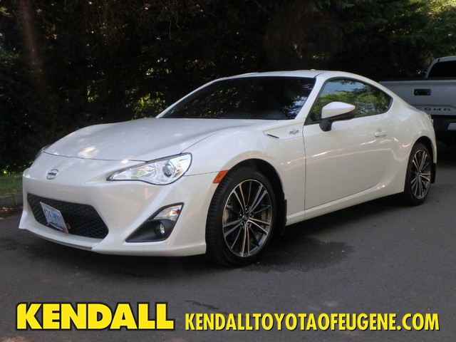 Certified Pre-Owned 2016 Scion FR-S