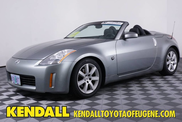 Pre-Owned 2004 Nissan 350Z Touring
