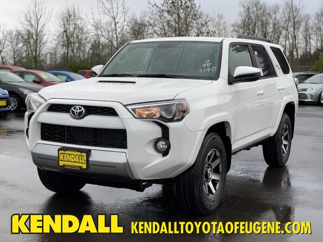 New 2019 Toyota 4Runner TRD Off Road With Navigation