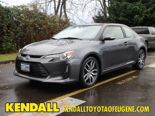 Certified Pre-Owned 2015 Scion tC