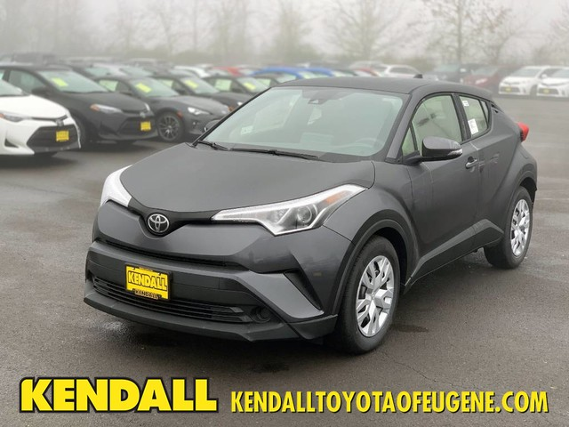 New 2019 Toyota C Hr Le Suv In Eugene T44671 Kendall Toyota Of Eugene