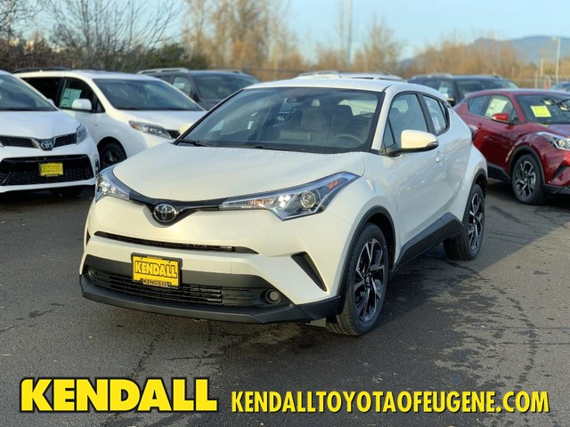 New 2019 Toyota C Hr Xle Suv In Eugene T45021 Kendall Toyota Of