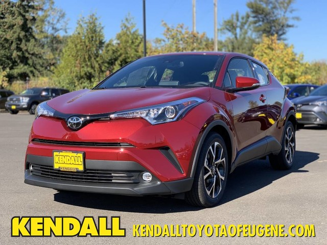 New 2019 Toyota C Hr Limited Suv In Eugene T44534 Kendall Toyota