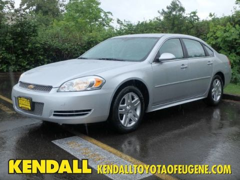 Pre-Owned 2016 Chevrolet Impala Limited (fleet-only) LT