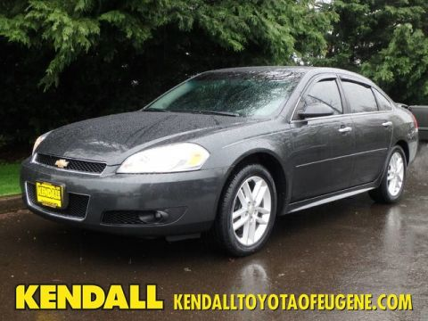Pre-Owned 2016 Chevrolet Impala Limited (fleet-only) LTZ