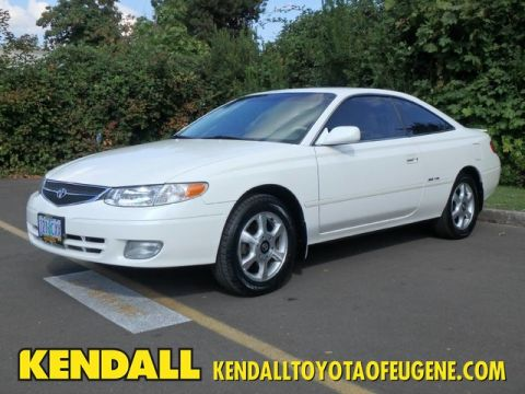Pre-Owned 2001 Toyota Camry Solara SE