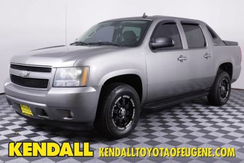 Pre-Owned 2007 Chevrolet Avalanche LT w/1LT