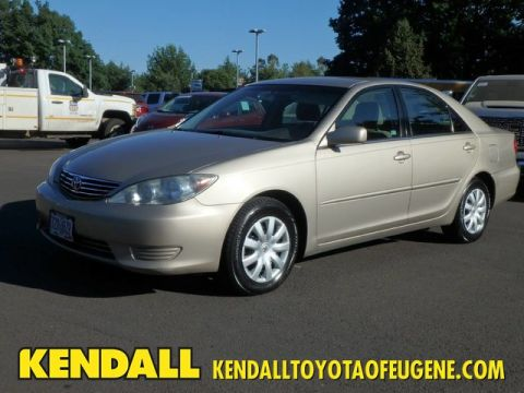 Pre Owned 2005 Toyota Camry LE