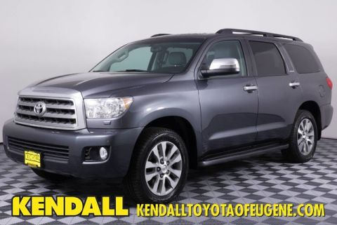 Certified Pre-Owned 2016 Toyota Sequoia Limited