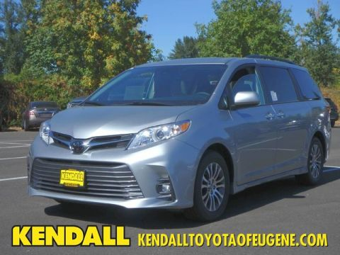 New 2019 Toyota Sienna XLE AUTOMATIC