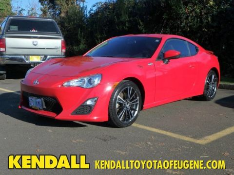Pre-Owned 2013 Scion FR-S 10 Series