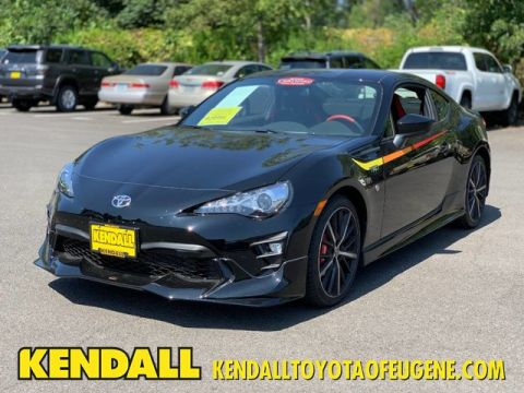 Pre-Owned 2019 Toyota 86 TRD SE