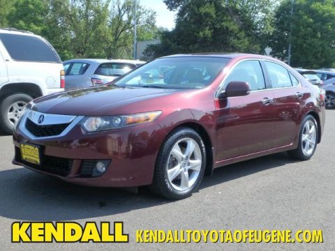 Pre-Owned 2009 Acura TSX Tech Pkg